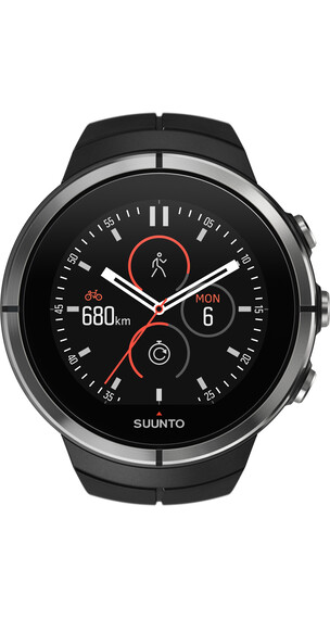 Suunto Spartan Ultra Watch Black